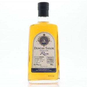 West India Rum Refinery 1986 Duncan Taylor 25 Year Old