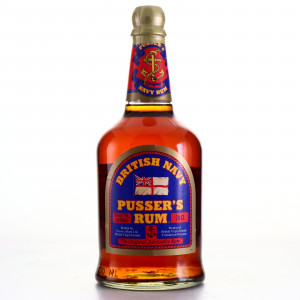 Pusser's British Navy Rum