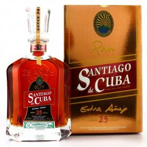 Santiago de Cuba 25 Year Old Extra Añejo