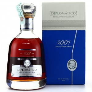 Diplomatico 2001 Sherry Cask Finish