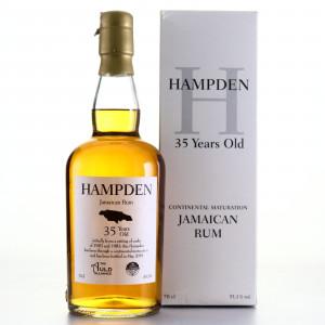Hampden 35 Year Old Corman Collins / Auld Alliance