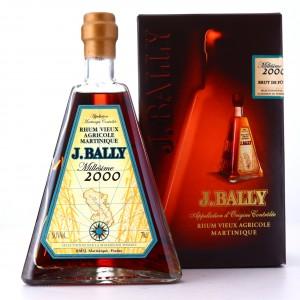 J. Bally 2000 Brut de Fut Pyramide / LMDW