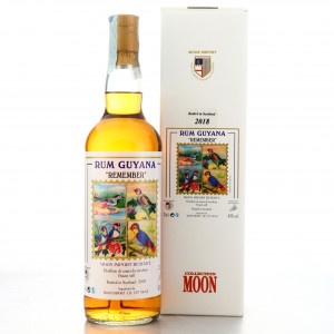 Guyana Rum 'Remember' Moon Import Reserve