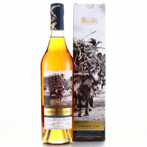 Savanna 2004 Traditional Single Cask 14 Year Old #263 50cl / German Exclusive