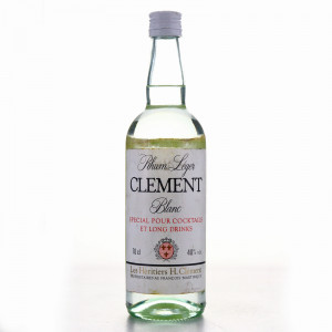 Clément Rhum Leger Blanc