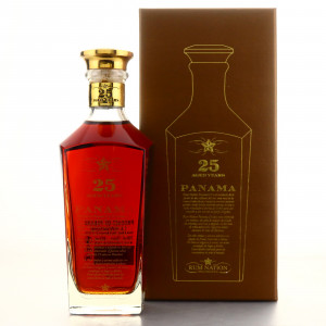 Panama Rum 25 Year Old Rum Nation