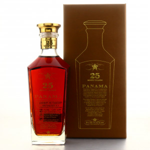 Panama Rum 25 Year Old Rum Nation