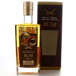 Panama Rum 5 Year Old Sansibar