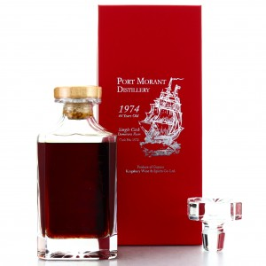 Port Mourant 1974 Kingsbury 44 Year Old