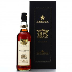Monymusk 1991 Rum Nation 25 Year Old Supreme Lord
