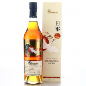 Savanna Grand Arome 2007 Single Cask 10 Year Old #218 50cl / HERR Japan Tribute