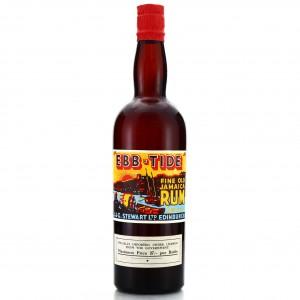 EBB-Tide Fine Old Jamaica Rum 1940s