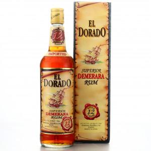 El Dorado 12 Year Old 75cl 1990s / US Import