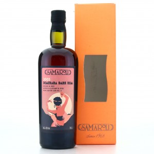 Demerara Dark Rum 2003 Samaroli Single Cask #6