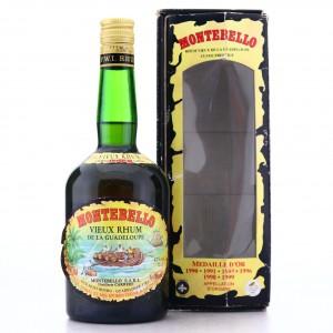 Montebello 1984 Vieux Rhum