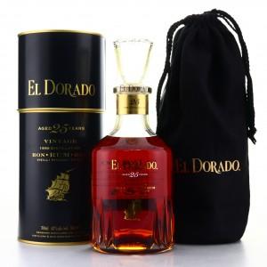 El Dorado 1986 25 Year Old Special Reserve