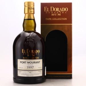 Port Mourant PM 1997 El Dorado 20 Year Old