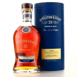 Appleton Estate 21 Year Old 2011
