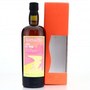 Fiji Rum 2001 Samaroli Single Cask #8