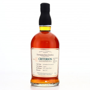 Foursquare 10 Year Old Criterion