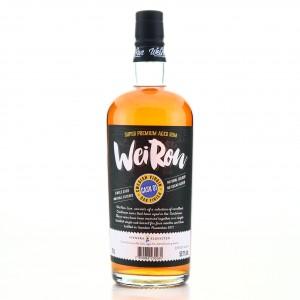 WeiRon Caribbean Rum / Swedish Virgin Oak Finish #1