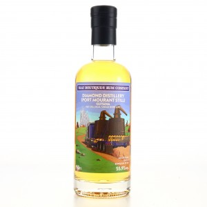Port Mourant 9 Year Old That Boutique-y Rum Company Batch #1