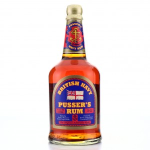 Pusser's British Navy Rum
