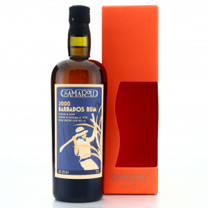Foursquare 2000 Samaroli Single Cask #42