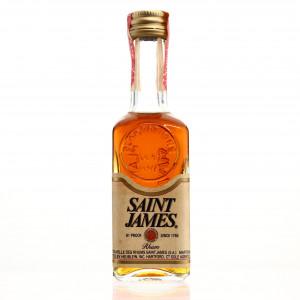 Saint James Rhum Vieux Miniature 1980s