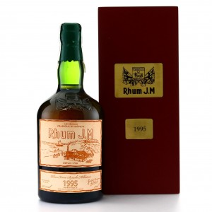 Rhum J.M 1995 15 Year Old