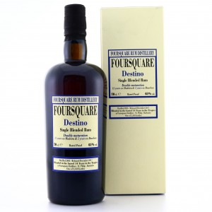 Foursquare 2003 Velier 14 Year Old Destino