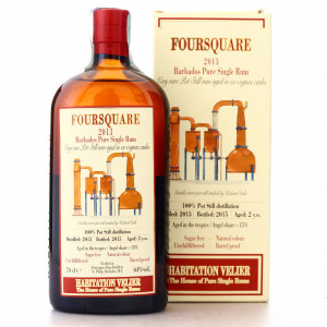 Foursquare 2013 Habitation Velier 2 Year Old