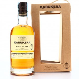 Karukera 2008 Single Cask #66 / Velier 70th Anniversary