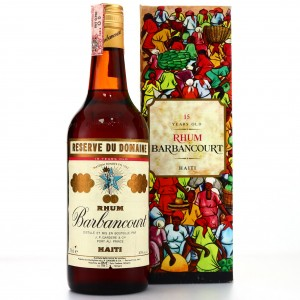 Barbancourt 15 Year Old Reserve du Domaine 1980s