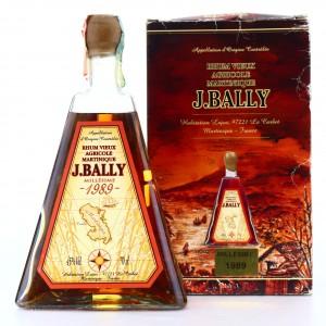Rhum J. Bally 1989 Pyramide