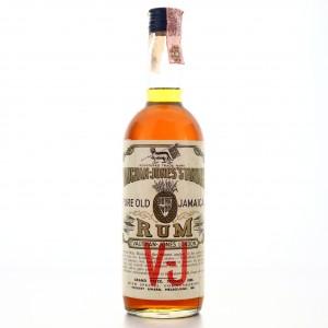Vauchan-Jones' Standard Pure Old Jamaica Rum 1960s