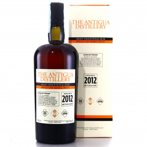 Antigua 2012 Velier Catch of the Day Single Cask Heavy / 70th Anniversary
