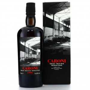Caroni 1996 Velier 20 Year Old Trinidad Single Cask #R3711 / LMDW Trilogy