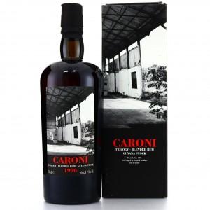 Caroni 1996 Velier 20 Year Old Guyana Blended Cask #5541 / LMDW Trilogy