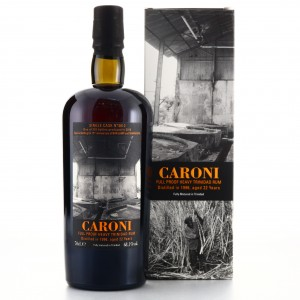 Caroni 1996 Velier 22 Year Old Single Cask #3812 / Shinanoya