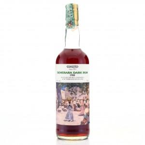 Demerara Dark Rum 1980 Samaroli