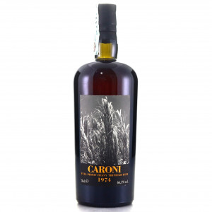 Caroni 1974 Velier 34 Year Old Full Proof Heavy