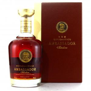 Diplomatico Ambassador Selection