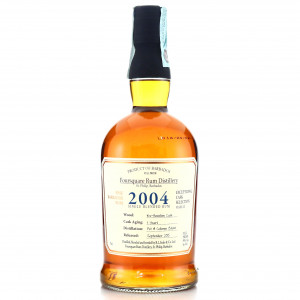Foursquare 2004 Bourbon Cask 11 Year Old
