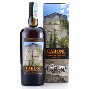 Caroni 1996 Velier Single Cask 20 Year Old R3718 / Stefano Cremaschi