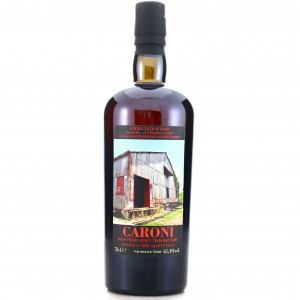 Caroni 2000 Velier 18 Year Old Single Cask Heavy #R4005 / Lion's Whisky