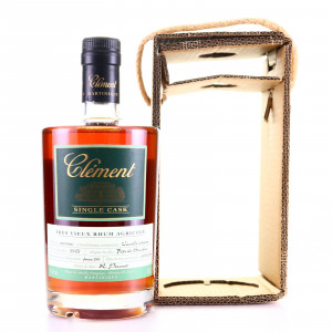 Clément 2003 Single Bourbon Cask #20070009 50cl