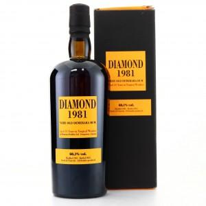 Diamond S<W> 1981 Velier 30 Year Old