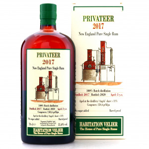 Privateer 2017 Habitation Velier 3 Year Old