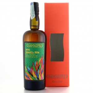 Hampden 1993 Samaroli Single Cask #39